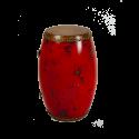 Stolek ala Buben velký červený
