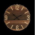 Hodiny nástěnné dřevěné