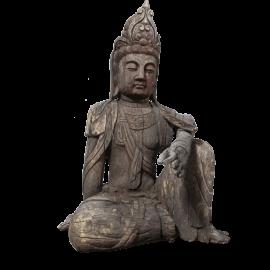 Buddha - sedící velký
