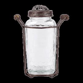 Váza skleněná No2