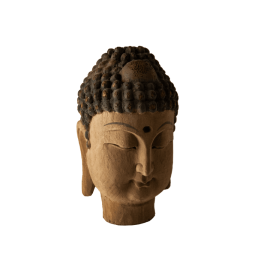 Buddha - hlava střední
