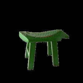 Stolička Rybka - zelená