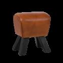 Dřevěná stolička ala koza