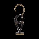 Bronzová soška Impala - malá