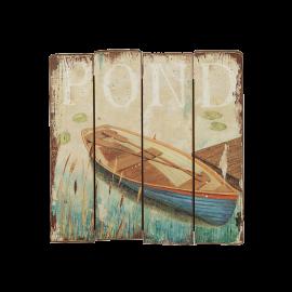Obraz kanoe - Pond