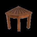 Rohová stolička