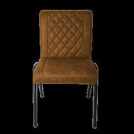 Židle Maldini - cognac