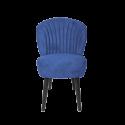Židle Milan - modrá 80