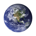 Obraz Zeměkoule