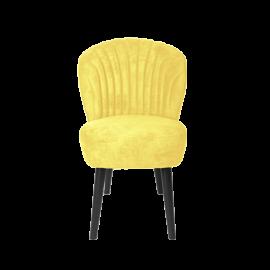 Židle Milan - žlutá 40