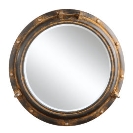 Zrcadlo lodní okno