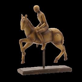 Soška jezdec na koni