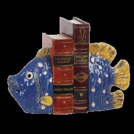 Zarážka na knihy ryba