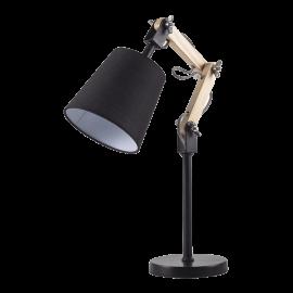 Lampa stolní Otto černá