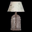 Lampa stolní Klec