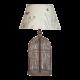 Stolní lampa Klec