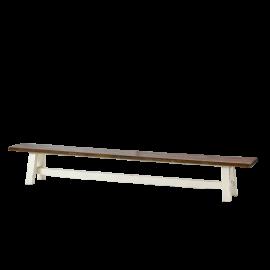 Nízká lavička Provence