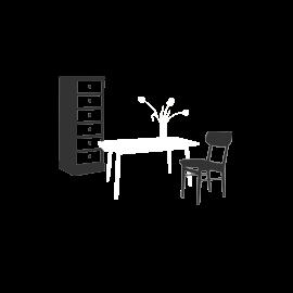 Stoly a stolky
