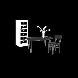 Úložné prostory